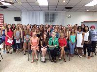 District 16 - Girls State Delegates